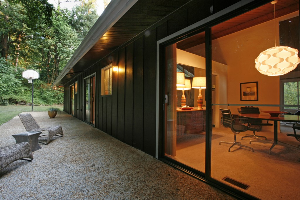 Atlanta Mad Men Modern Home Domorealty