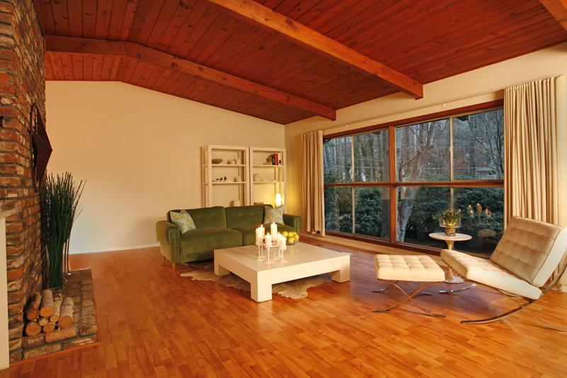 Atlanta mid century modern sold domorealty for Atlanta contemporary homes for sale