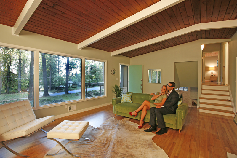 Mid-Century modern Homes Atlanta GA