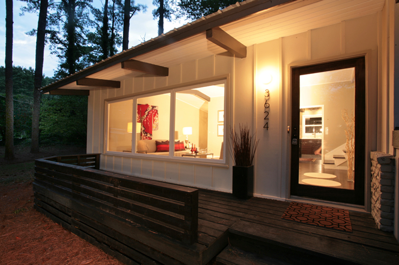 Modern Renovation In Atlanta