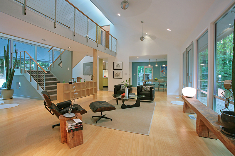 Atlanta Ga Contemporary Homes For Sale Archives Domorealty
