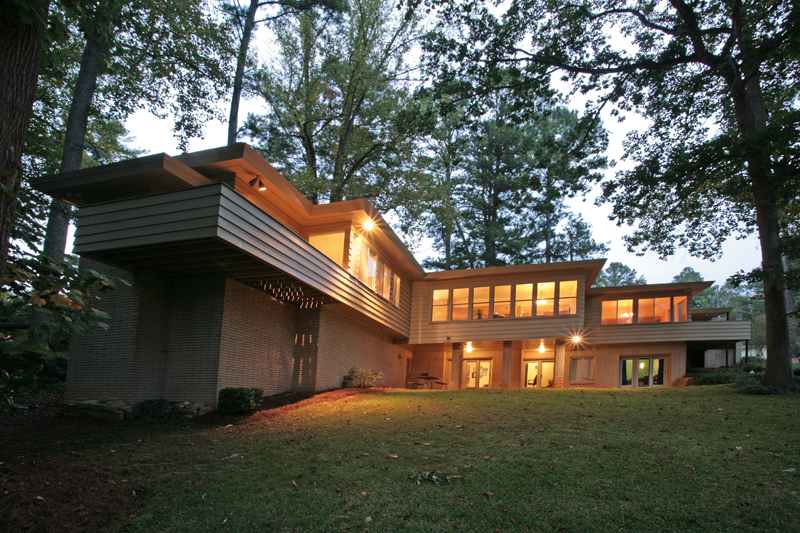 Atlanta ga modern lake homes archives domorealty Modern houses in atlanta