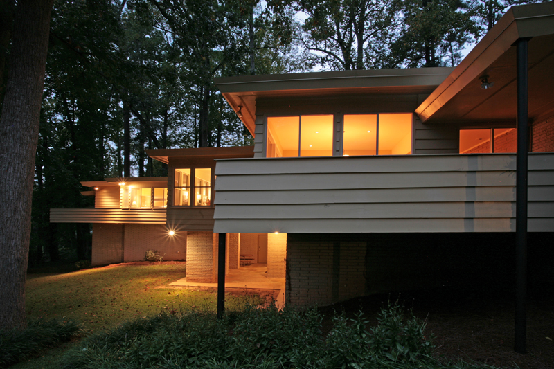 atlanta mid century modern homes for sale - Modern Home For Sale