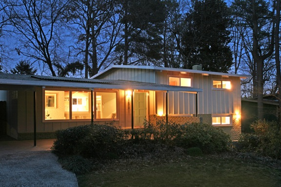 Mid-Century Modern Homes for sale Atlanta