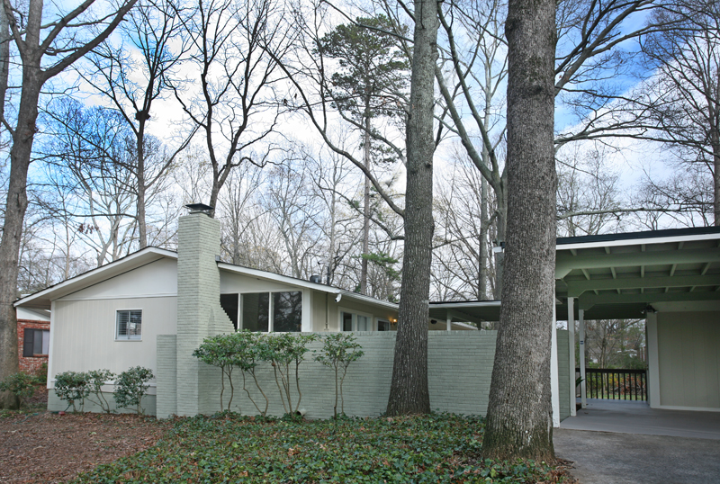 Smyrna Magical Retreat Mid Century Modern Gem
