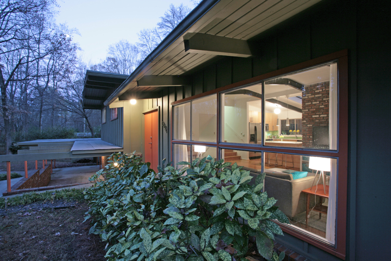 mid-century, mid-century modern, MCM, atlanta homes, homes for sale, northcrest, neutra, eichler, modern renovation, modern homes for sale, mid-century renovation