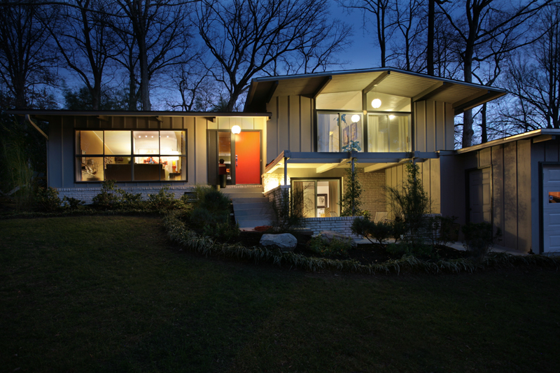 In Town Mid Century Modern Home Just Listed Domorealty