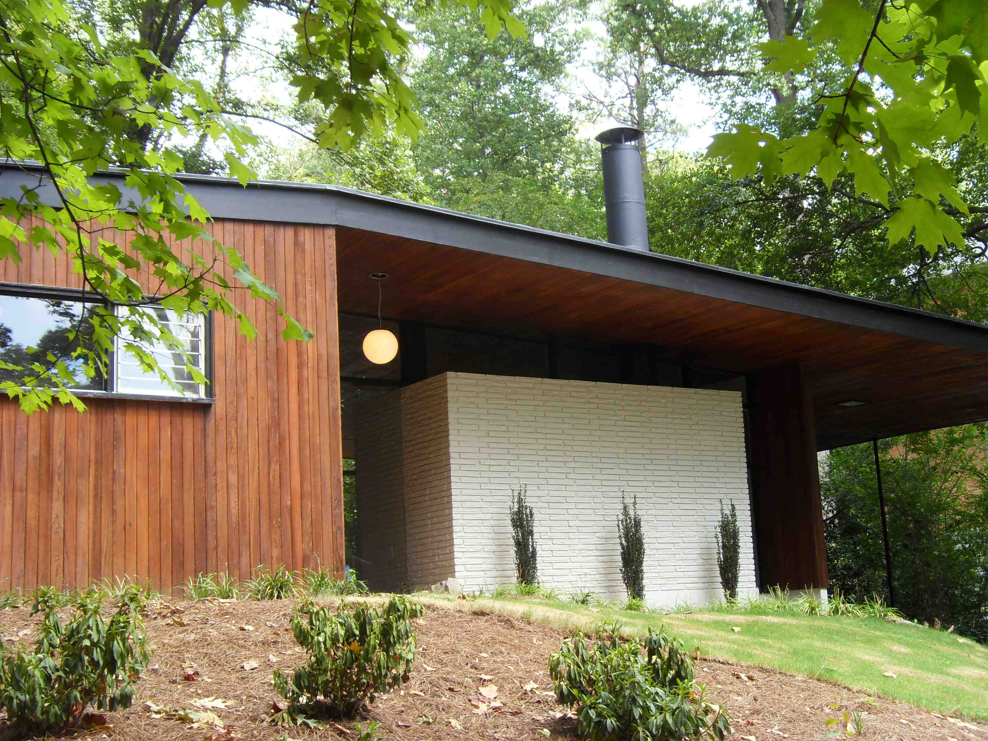 Modern homes atlanta archives domorealty Modern house plans for sale