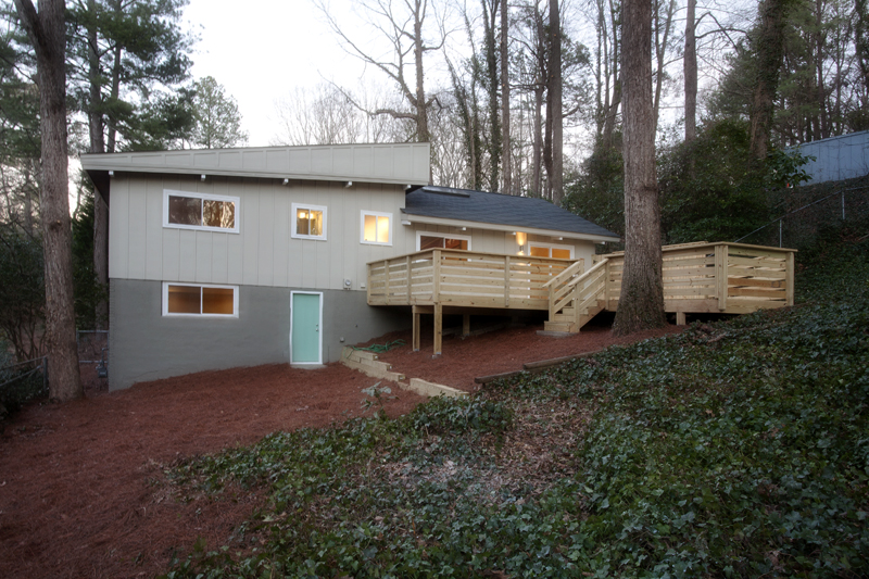 Mid-Century Modern Atlanta Homes for sale