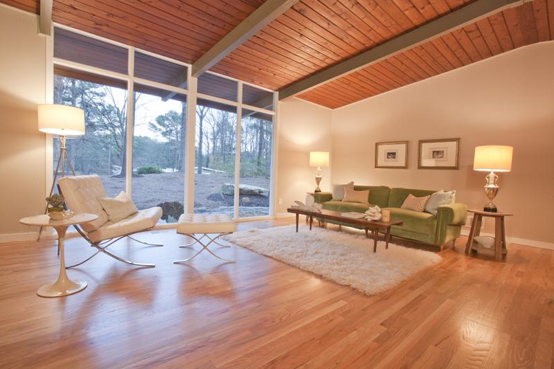 Mid Century Modern Atlanta Dream Home Gets A Make Over