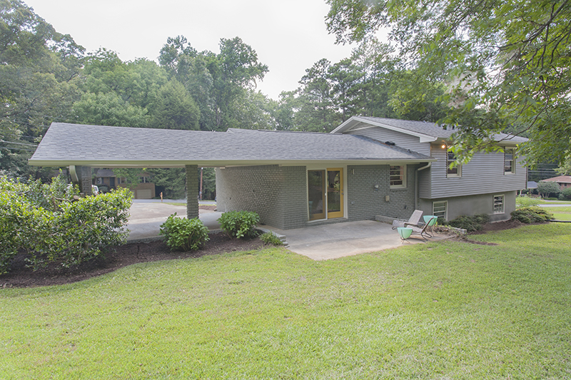 Modern Lakeside Homes for sale Atlanta GA