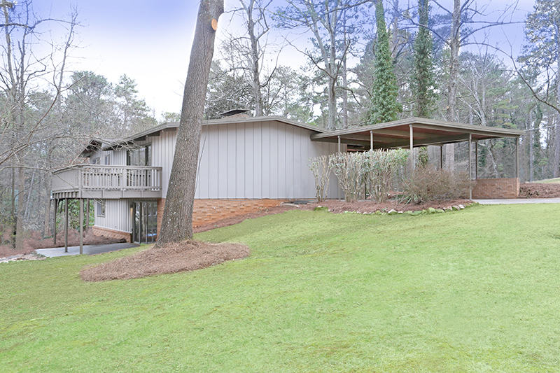 Modern Atlanta Homes for sale