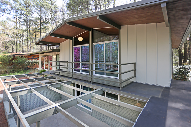 Modern homes for sale, contemporary homes for sale mid-century modern homes for sale Atlanta GA