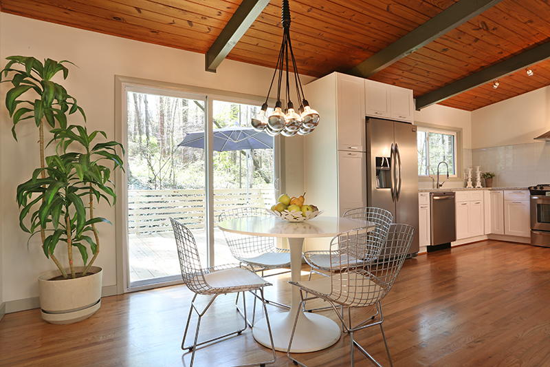 Mid-Century Modern renovated homes for sale Atlanta GA
