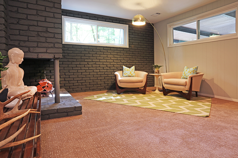 Atlanta Northcrest Mid-Century Modern Homes for sale