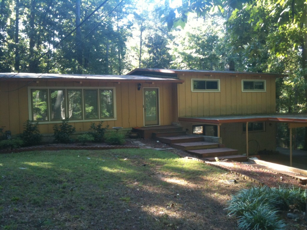 Atlanta mid century modern homes for sale archives Century home builders