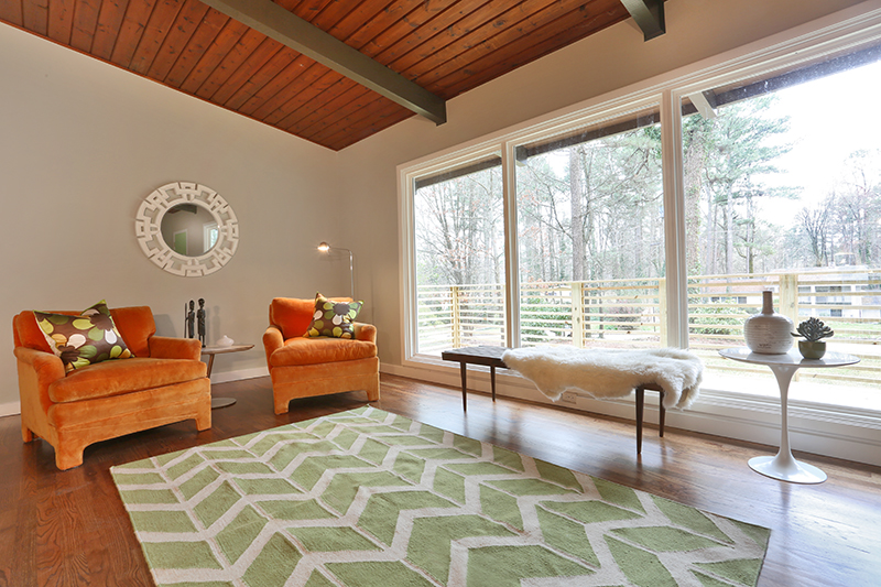 Northcrest Mid-Century Modern Homes for sale, Atlanta Modern Homes for sale, Atlanta Mid-Century, Mid-Century Modern Homes for Sale Atlanta GA