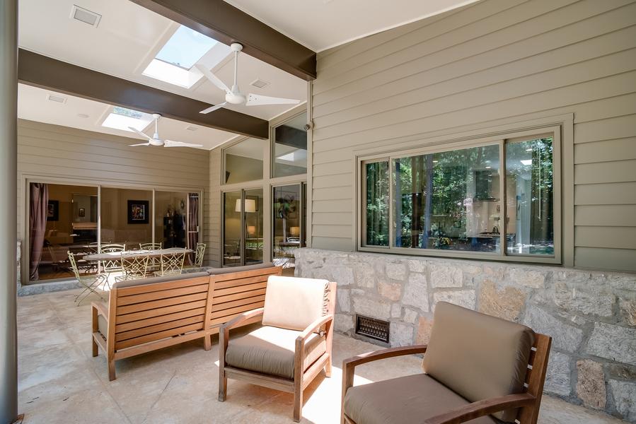 Mid century modern homes atlanta ga archives domorealty for Atlanta contemporary homes