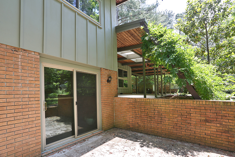 Northcrest Modern Midcentury Homes for sale, Atlanta Mid-Century Modern, Atlanta Contemporary, Modern homes Atlanta GA