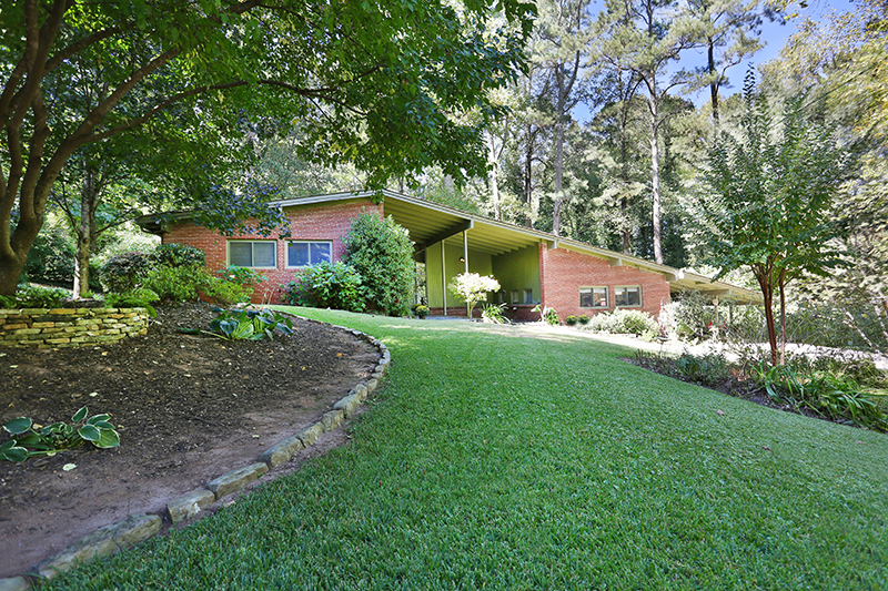 atlanta mid century modern homes decatur mid century modern atlanta modern homes