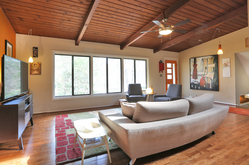 Atlanta Mid Century Modern Homes For Sale MCM