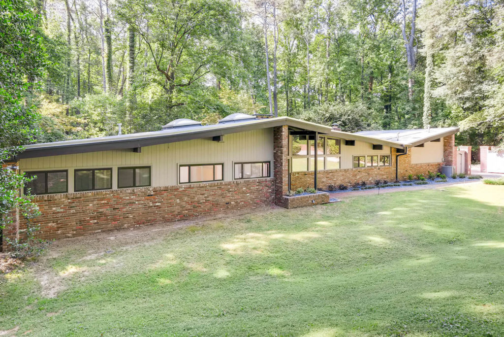 1172 West Wesley Road NW, Mid-Century Modern Homes Buckhead, Chastain Park Mid-Century Modern, Atlanta Modern, Modern Homes Atlanta, Buckhead modern homes, Chastain Park Modern Homes, Ranch, Eichler Modern Homes