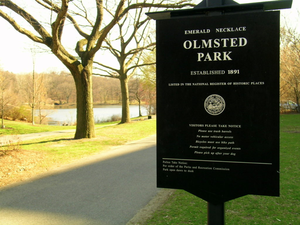 Olmsted Linear Park