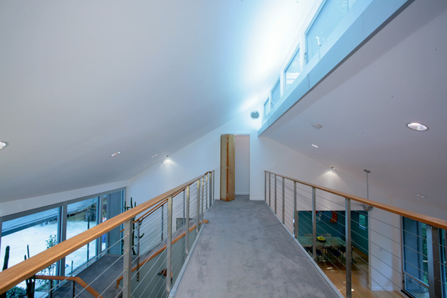 Contemporary Home Feature