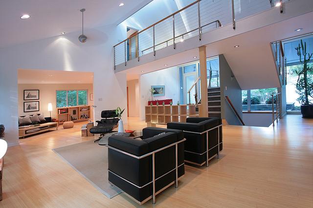 Contemporary Modern Homes Atlanta