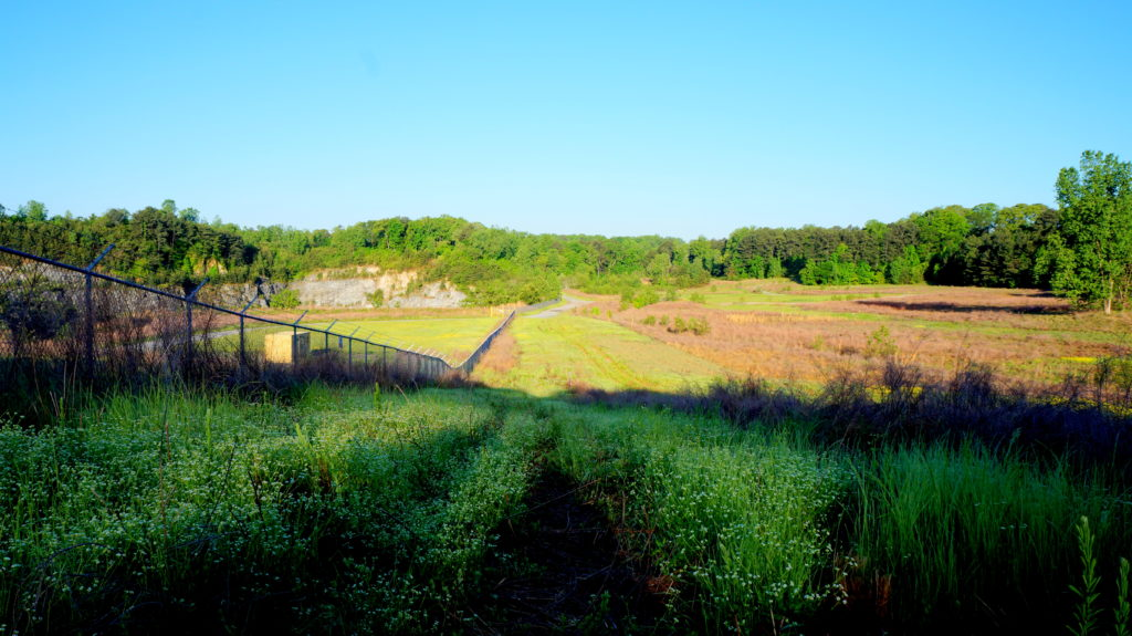 Bellwood Quarry Open Space