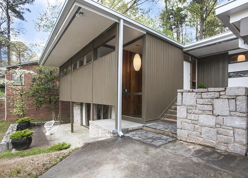 Atlanta Mid-Century Modern Homes are in high demand!!!