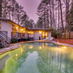 Lights, camera, DRAMA – Atlanta Midcentury Modern Home for sale!!!