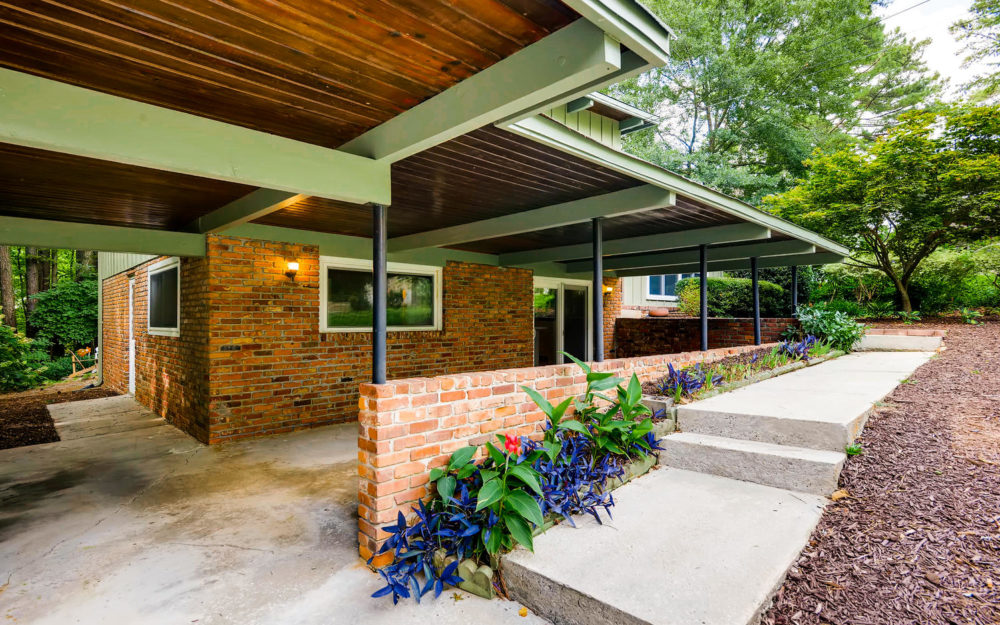Mid-Century Modern All Original Home!!