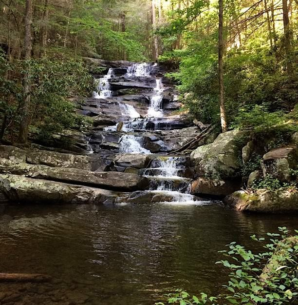 Spend a weekend in the North Georgia Mountains…