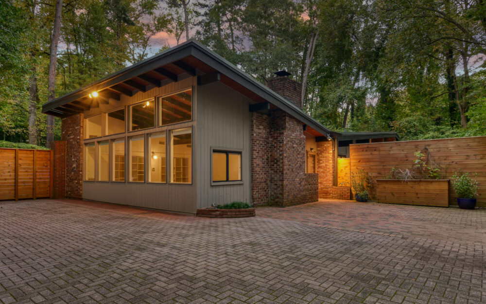 Atlanta Midcentury Modern Ranch For Sale